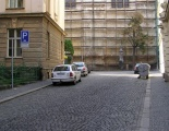 Parking options Hotel accommodation Olomouc